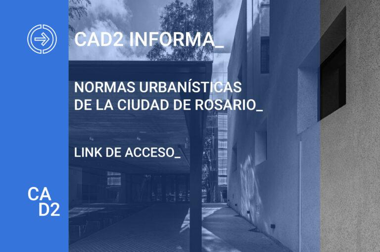 Normas Urbanísticas de la Ciudad de Rosario