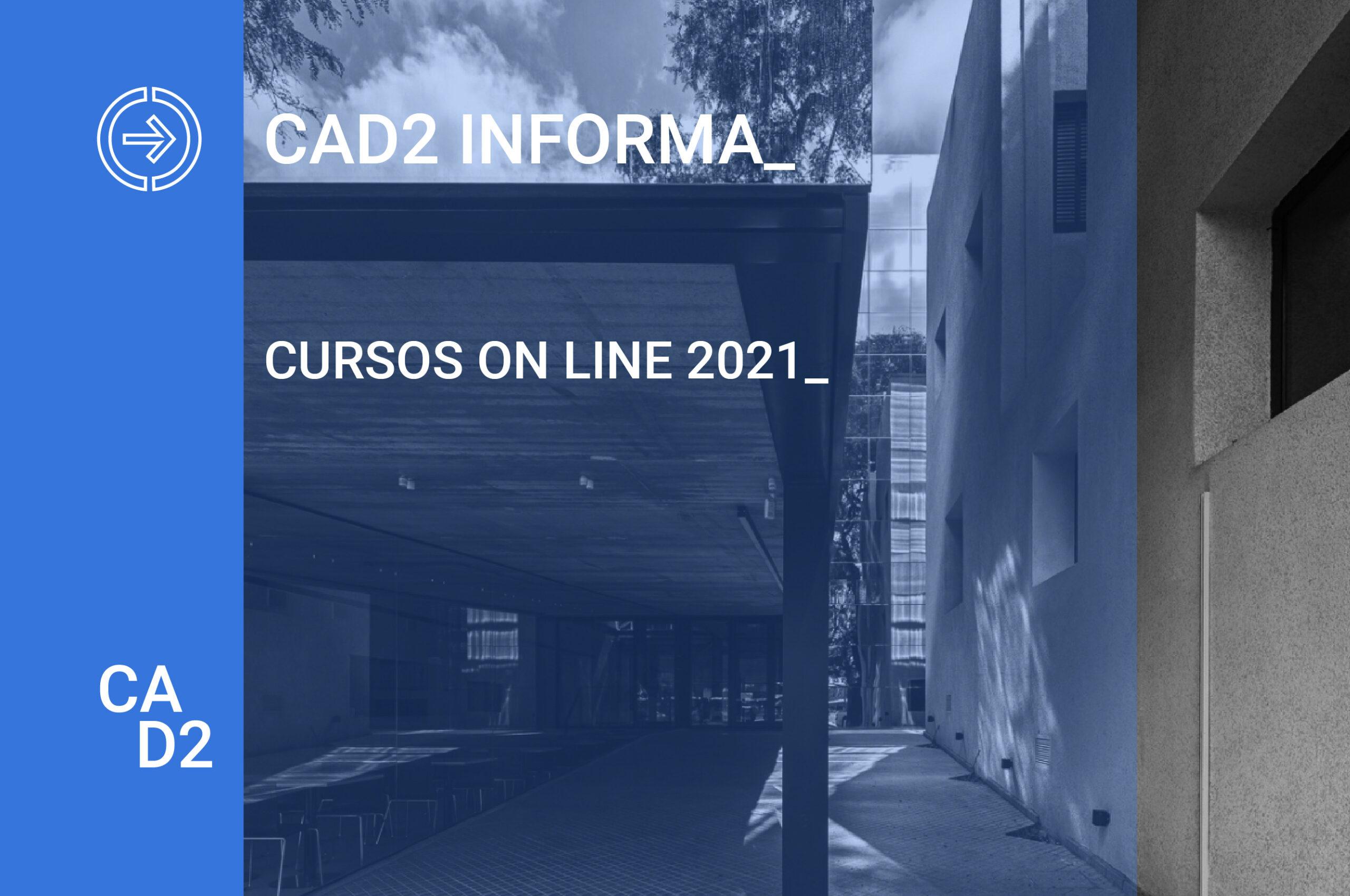 CURSOS ON LINE 2021