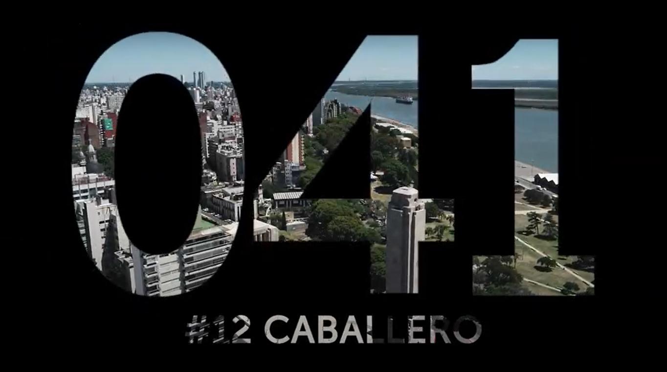 REVISTA 041 #12 ARQ. GERARDO CABALLERO.