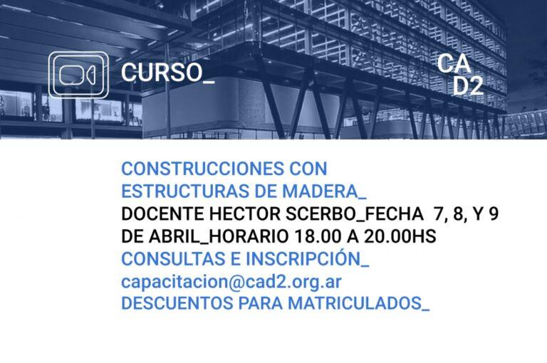 CONSTRUCCIONES CON ESTRUCTURAS DE MADERA