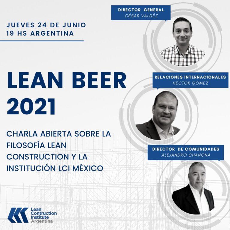 LEAN BEER 2021