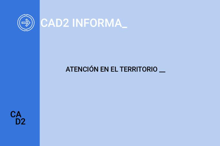 ATENCIÓN EN EL TERRITORIO