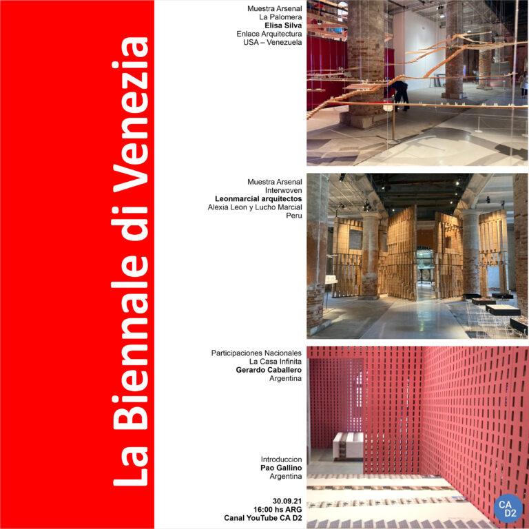 CHARLA- La Biennale di Venezia